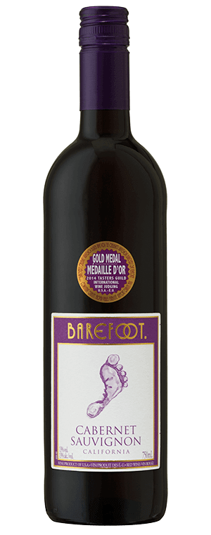 Barefoot wine Cabernet Sauvignon