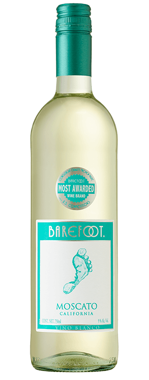 Barefoot wine Moscato
